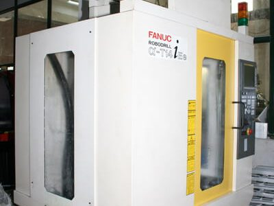 CNC Drilling/Tapping Machine