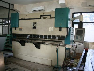 CNC Press Brake no Tons